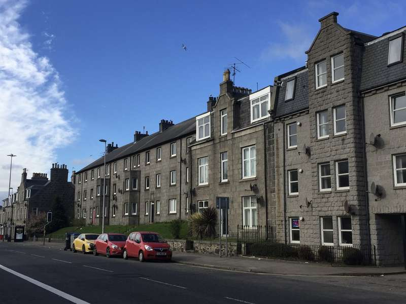 1 Bedroom Apartment Flat for sale in Holburn Street TFR, Aberdeen