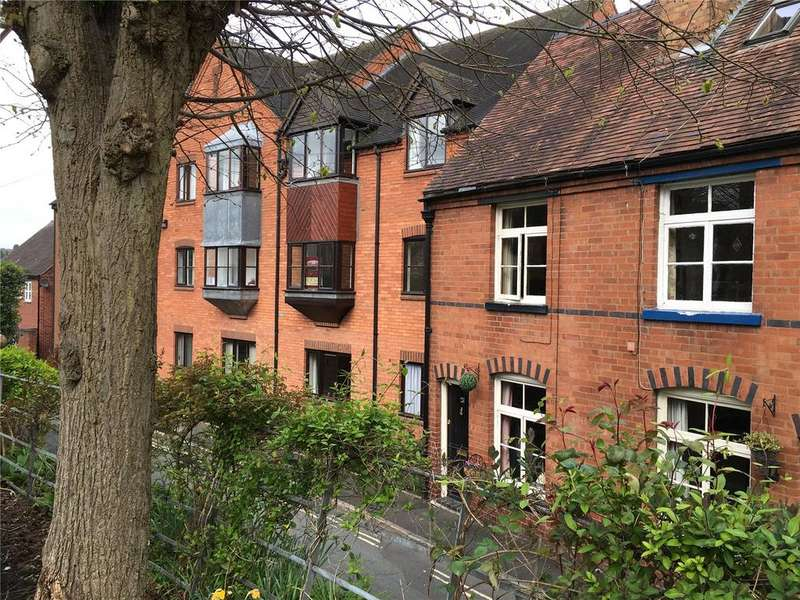2 Bedrooms Apartment Flat for sale in St Leonards View, Bridgnorth, Shropshire