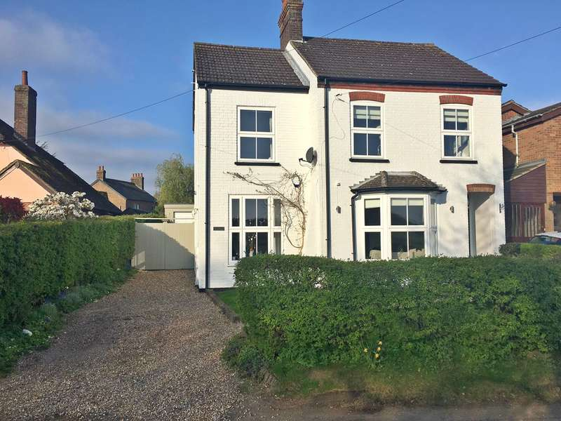 3 Bedrooms Detached House for sale in Heath Road, Breachwood Green, Hitchin, SG4