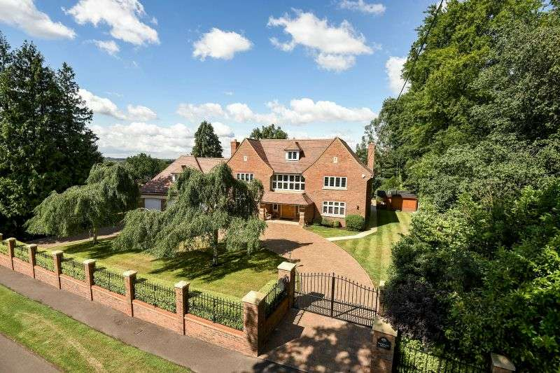 6 Bedrooms Detached House for sale in Copthorne Road, Croxley Green, Rickmansworth, Hertfordshire