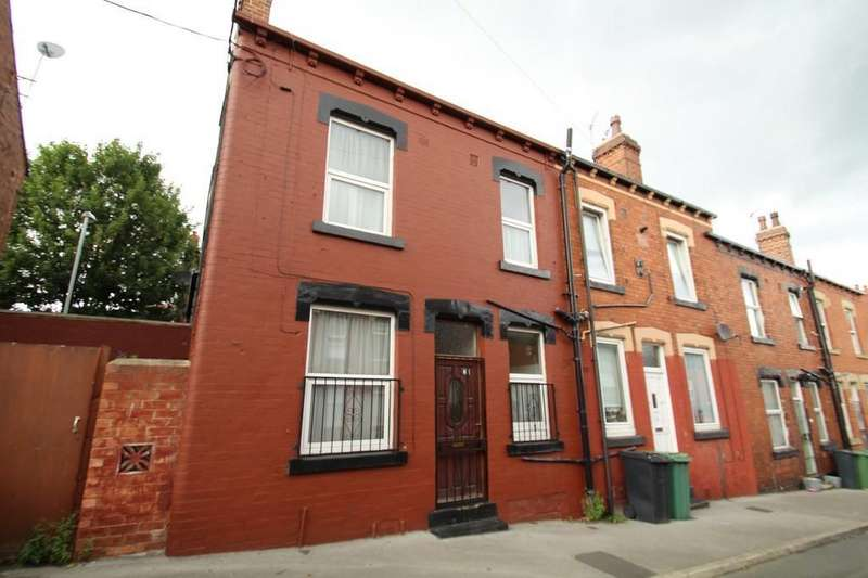 2 Bedrooms Terraced House for sale in AVIARY GROVE, ARMLEY