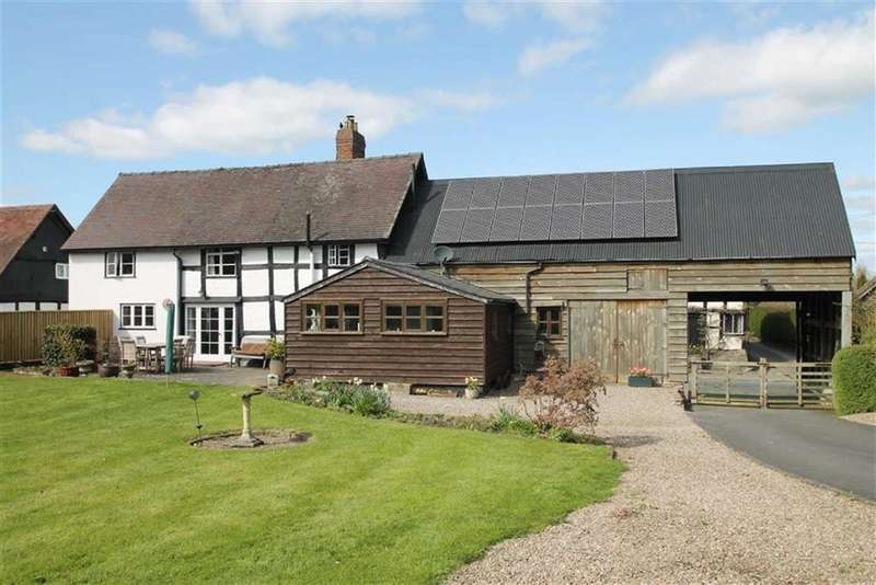 4 Bedrooms Detached House for sale in East Street, PEMBRIDGE, Pembridge, Herefordshire