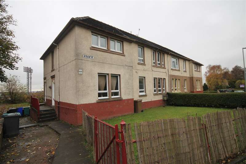 3 Bedrooms Flat for sale in Albion Street, Coatbridge