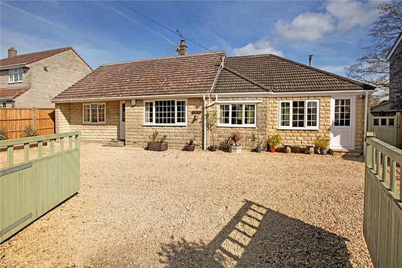 3 Bedrooms Detached Bungalow for sale in Church Street, Keinton Mandeville, Somerton, Somerset