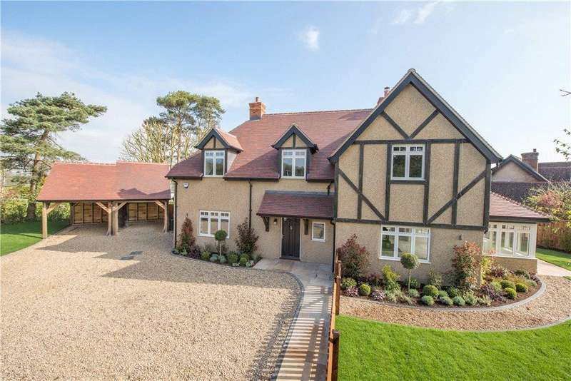 4 Bedrooms Detached House for sale in Hexton, Hitchin, Hertfordshire