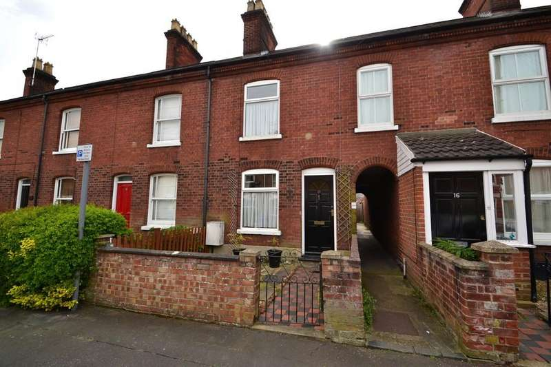2 Bedrooms Terraced House for sale in Cozens Road, Norwich