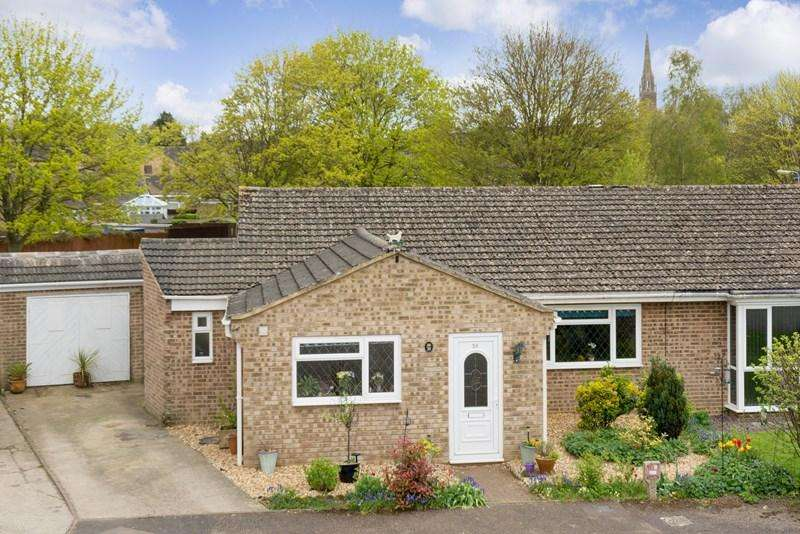 3 Bedrooms Bungalow for sale in Windsor Close, Kings Sutton, Kings Sutton