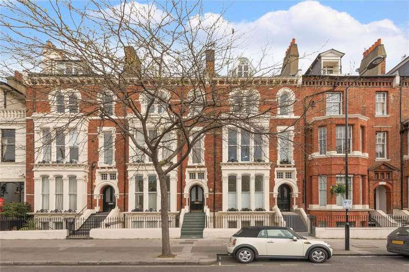 1 Bedroom Flat for sale in Warrington Crescent, Maida Vale, London