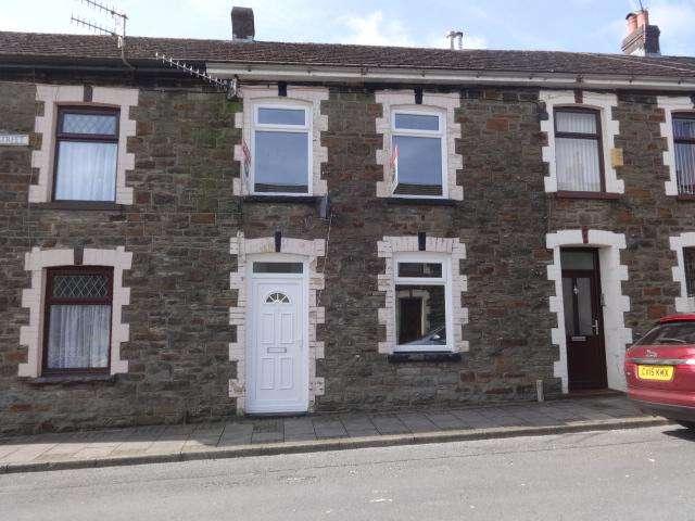 2 Bedrooms Terraced House for sale in Hill Street, Maerdy, Ferndale