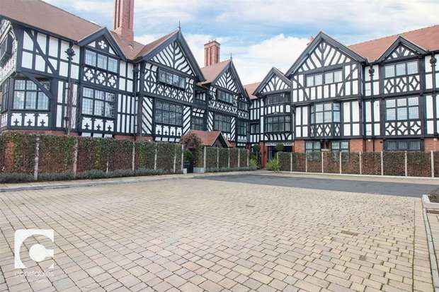 3 Bedrooms Flat for sale in Mostyn House, Parkgate, Neston, Cheshire