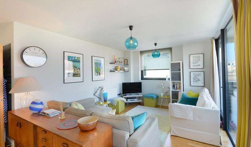 2 Bedrooms Flat for sale in Amelia Street, London, Southwark, SE17