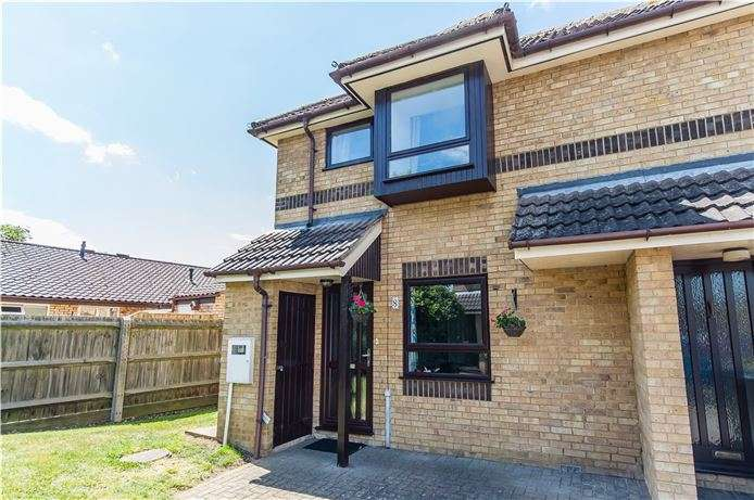 1 Bedroom Ground Flat for sale in Loves Close, Histon, Cambridge