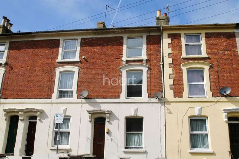 4 Bedrooms Terraced House for sale in Maison Dieu Place, Dover, Kent, CT16