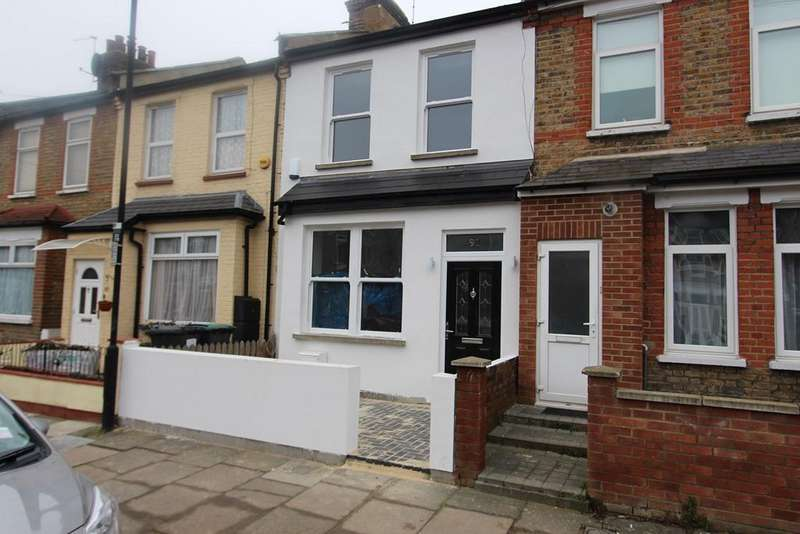 4 Bedrooms Terraced House for sale in Eldon Road, Wood Green, London, N22