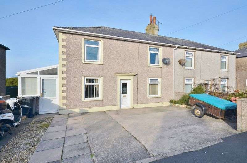 3 Bedrooms Semi Detached House for sale in Haig Avenue