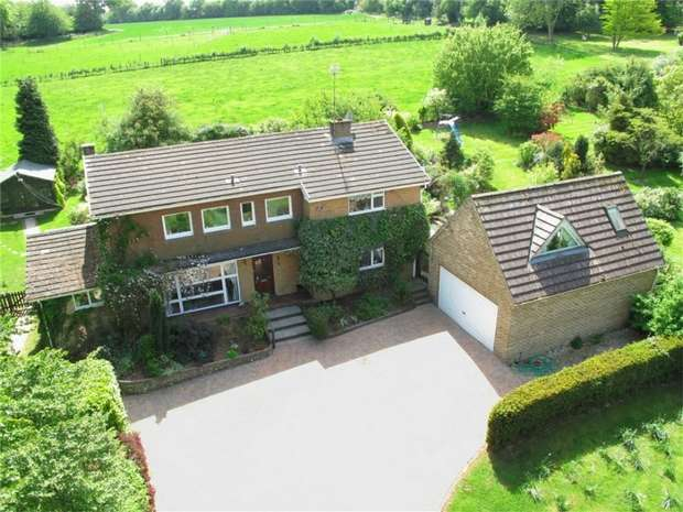 4 Bedrooms Detached House for sale in MAIDENSGROVE, HENLEY-ON-THAMES, Oxfordshire