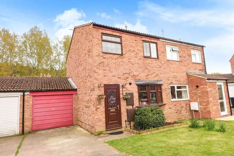 2 Bedrooms Terraced House for sale in Curtis Avenue, Abingdon-on-Thames, OX14