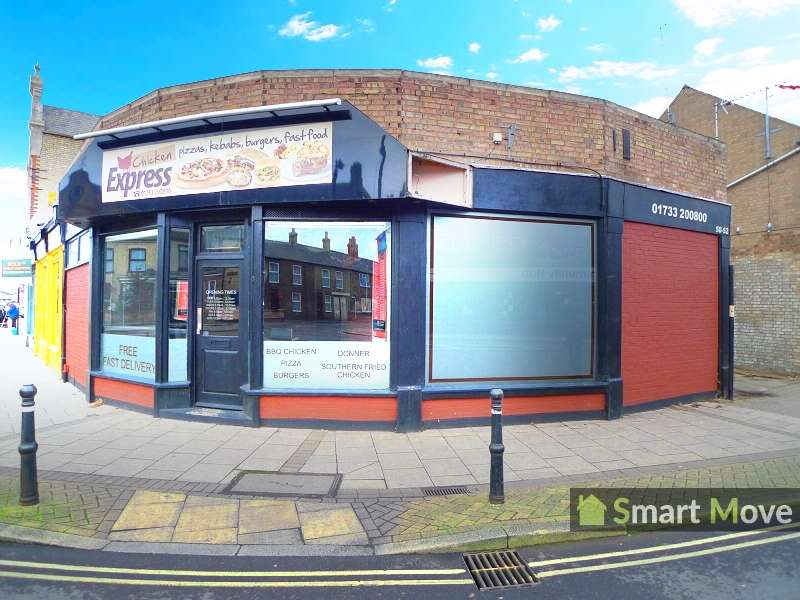 Commercial Property for sale in Broad Street, Whittlesey, Peterborough, Cambridgeshire. PE7 1HA