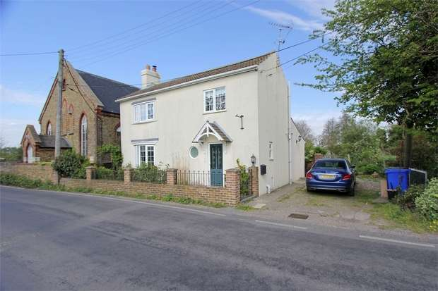 3 Bedrooms Detached House for sale in The Street, Lower Halstow, Sittingbourne, Kent