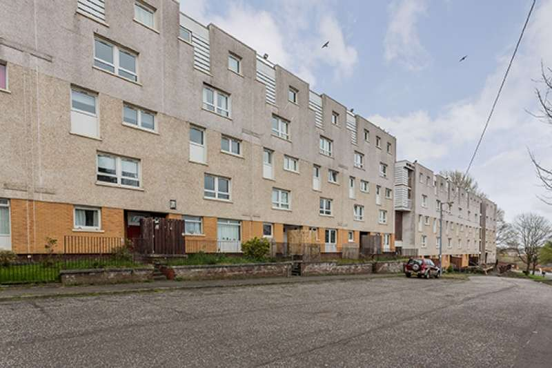 1 Bedroom Flat for sale in Sandbank Terrace, Maryhill, Glasgow, G20 0PW