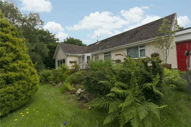 4 Bedrooms Link Detached House for sale in Nant Y Fedwen, Pennant, Llanbrynmair, Powys