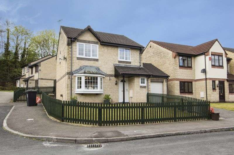 3 Bedrooms Detached House for sale in Lavender Way, Newport