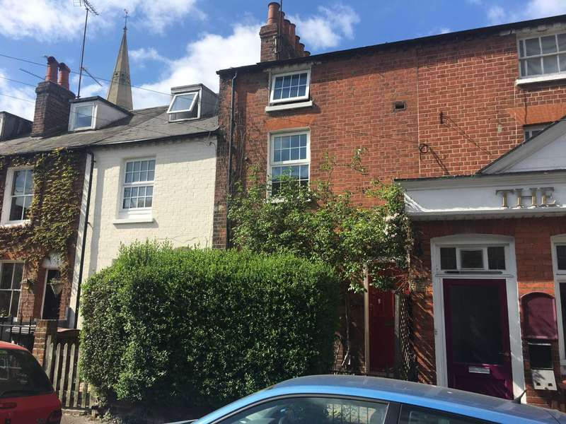 4 Bedrooms Town House for sale in St Johns Street, Reading