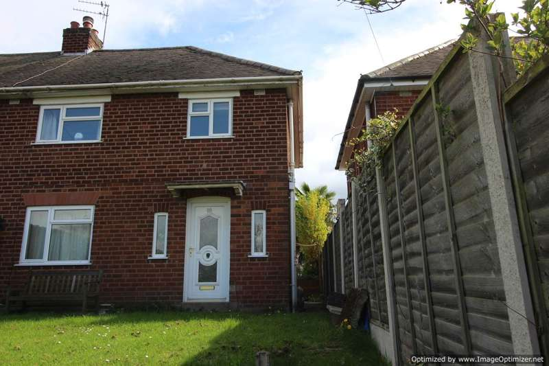 3 Bedrooms Semi Detached House for sale in Wolverhampton Road, Kidderminster, DY10