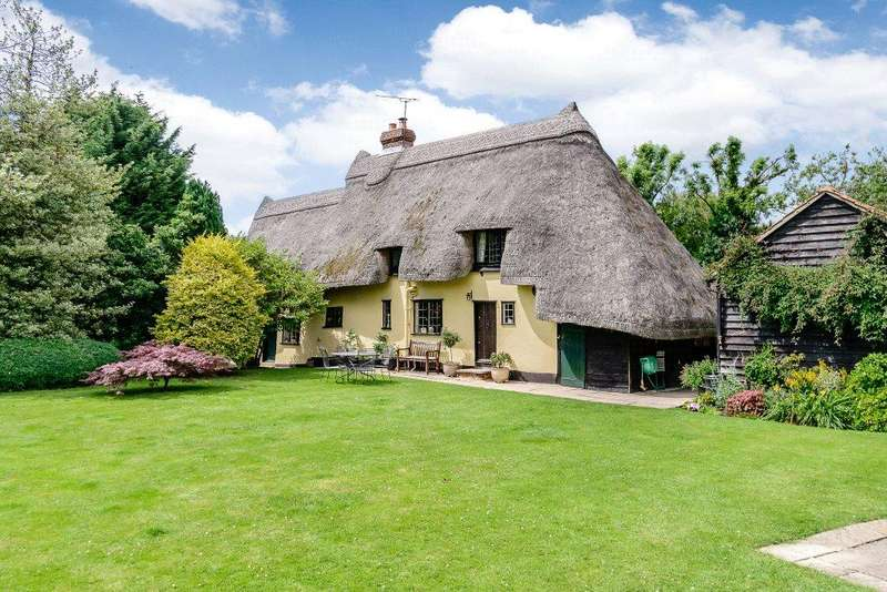 5 Bedrooms Detached House for sale in Carters Lane, Henham, Bishop's Stortford, CM22