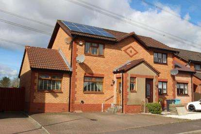 3 Bedrooms Semi Detached House for sale in Seafield Crescent, Cumbernauld