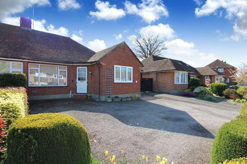 3 Bedrooms Semi Detached Bungalow for sale in Merryfield Drive, Horsham
