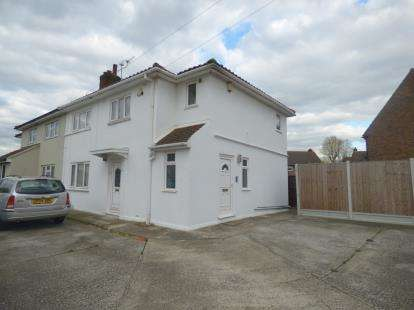 1 Bedroom Maisonette Flat for sale in Rainham, Essex