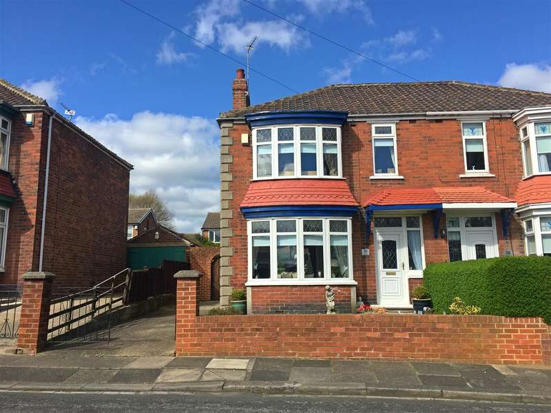 3 Bedrooms Semi Detached House for sale in Conifer Cresent, Billingham, Stockton on Tees