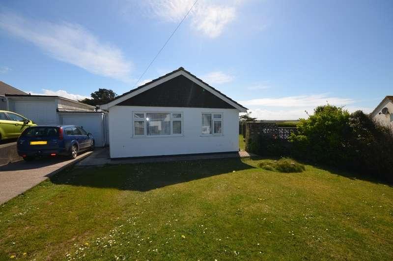 3 Bedrooms Detached Bungalow for sale in Atlantic Way, Porthtowan, Cornwall