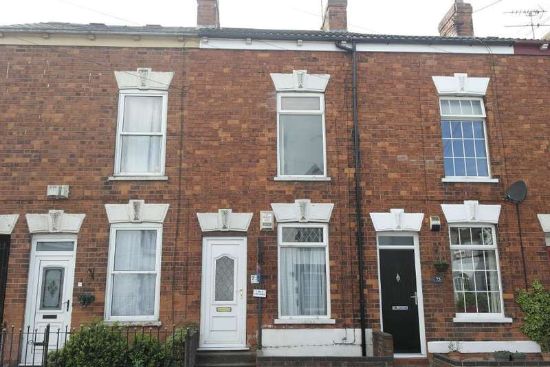 2 Bedrooms Terraced House for sale in Main Street, Willerby, HULL, hu10 6bu