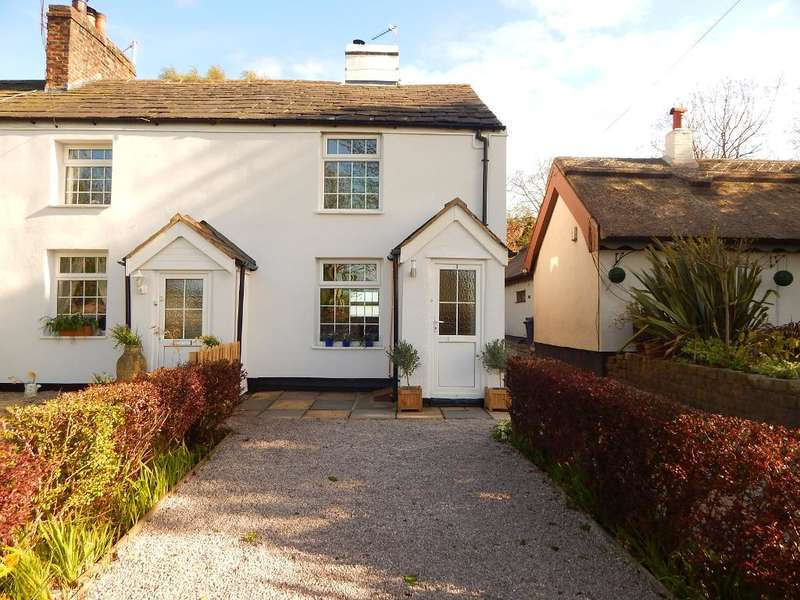2 Bedrooms Cottage House for sale in Pinfold Lane, Scarisbrick, L40 8HR