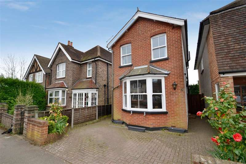 3 Bedrooms Detached House for sale in Southcote Road, Merstham, Surrey, RH1 3LJ