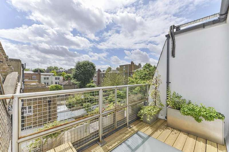 3 Bedrooms Penthouse Flat for sale in Queensdale Place, Holland Park, London W11