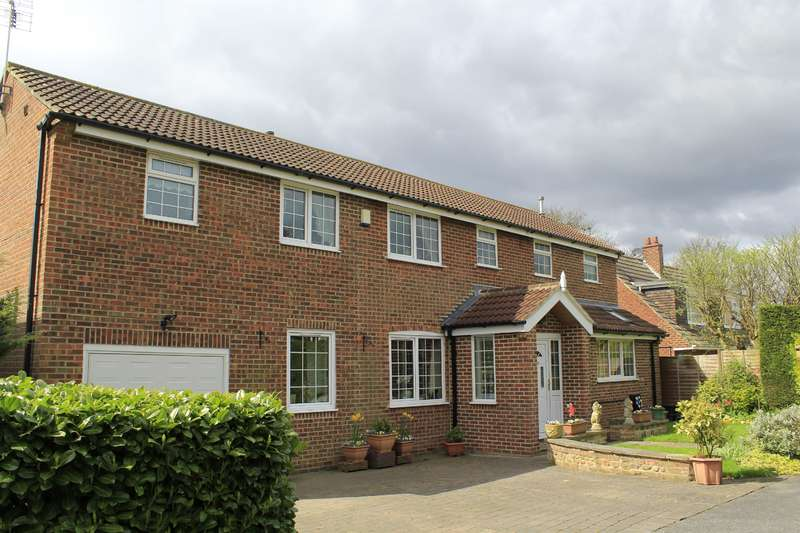 4 Bedrooms Detached House for sale in Heatherdene, Tadcaster, North Yorkshire LS24 8EZ