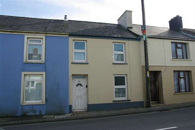 3 Bedrooms Property for sale in Portfield, Haverfordwest