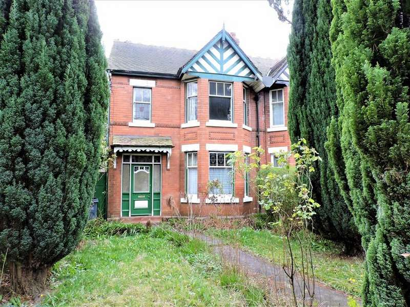 3 Bedrooms Property for sale in Park Avenue, Levenshulme, Manchester