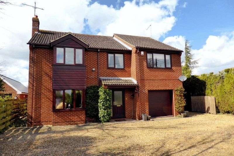 4 Bedrooms Detached House for sale in North Road, Gedney Hill, Lincolnshire