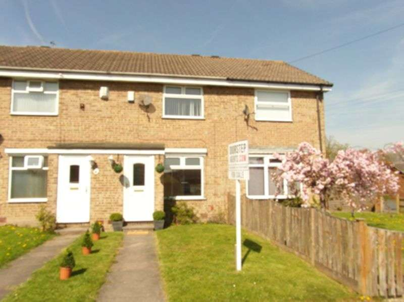 2 Bedrooms Property for sale in Ashmore Drive, Ossett