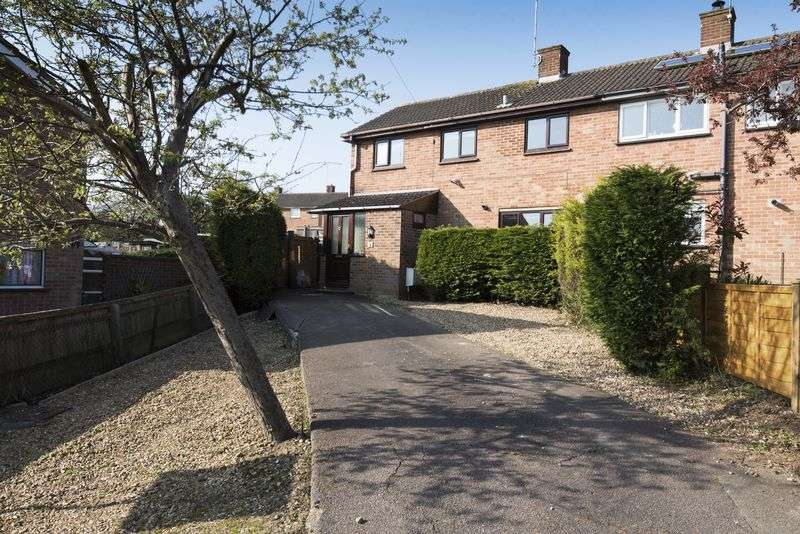 3 Bedrooms Semi Detached House for sale in Edmunds Road, Banbury