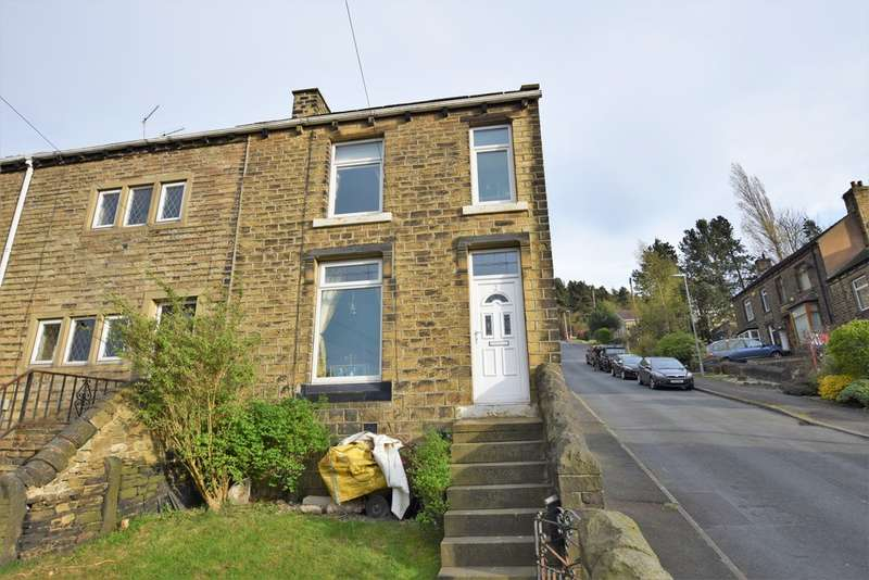 3 Bedrooms End Of Terrace House for sale in Kaye Lane, Linthwaite