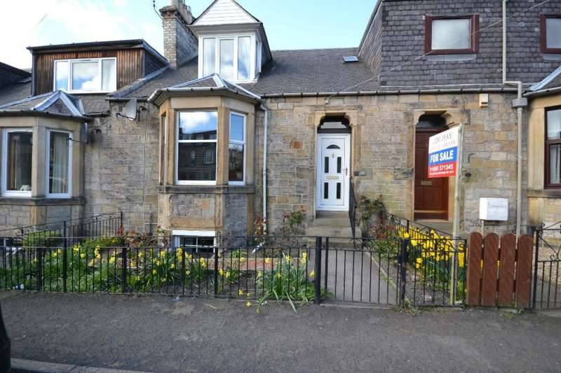 3 Bedrooms Terraced House for sale in 6, Rinkvale Cottages Hawick, TD9 9JF