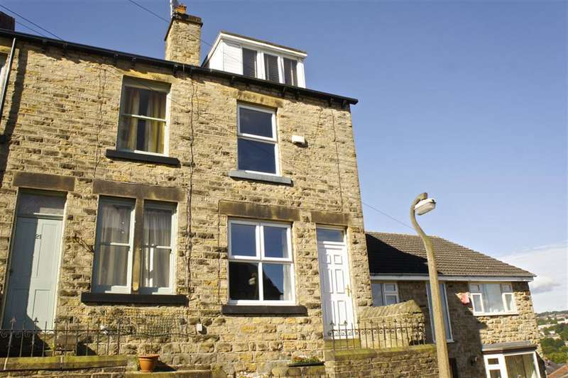 3 Bedrooms End Of Terrace House for sale in Rangeley Road, Walkley, Sheffield, S6 5DW