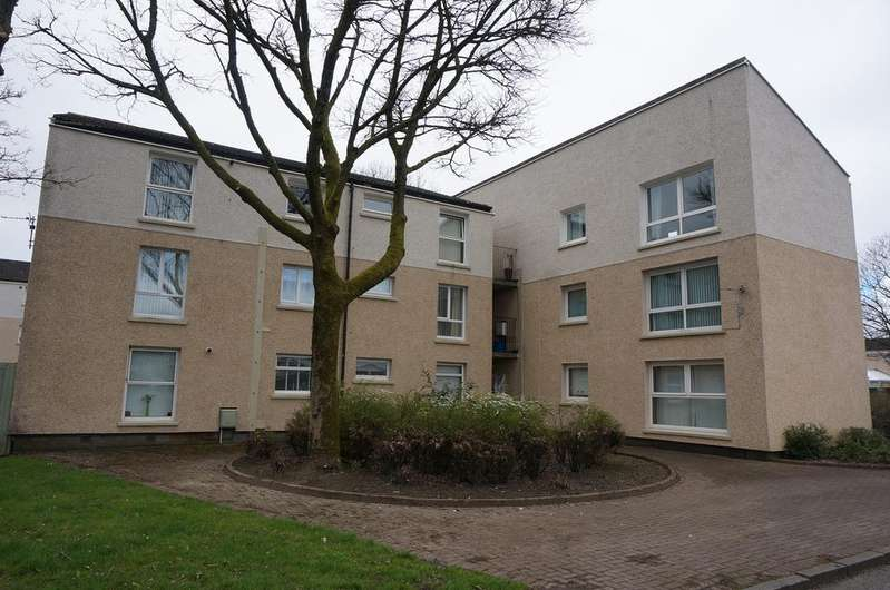 2 Bedrooms Flat for sale in Almond Road, Abronhill, Cumbernauld G67