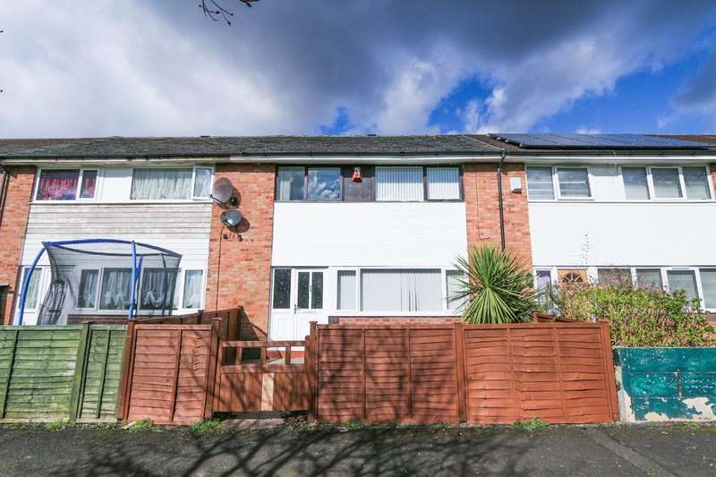 3 Bedrooms Terraced House for sale in 23 Avocet Drive, Irlam