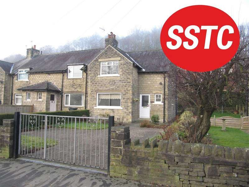 2 Bedrooms Terraced House for sale in Halifax Road, Ripponden
